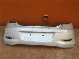 VW POLO 8 BACK BUMPER FOR SALE