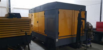 Atlas Copco XATS376CD air compressor