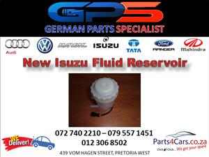 New Isuzu Brake Fluid Reservoir for Sale