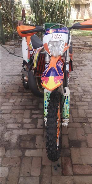 2014 KTM 300 XCW