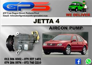 VW Jetta 4 Aircon Pump Used Part for Sale