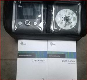 Nuwe RESmart BMC GII  CPAP met bevogtiger / Splinternuwe winskoop!