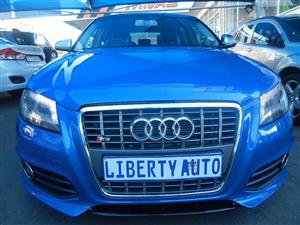 2011 Audi S3 Sportback quattro