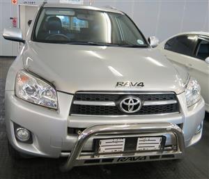 2012 Toyota Rav4 RAV4 2.2D 4D AWD VX