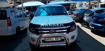 2016 Ford Ranger double cab RANGER 2.2TDCi XLS P/U D/C