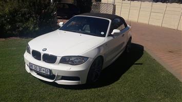 2010 BMW 1 Series 135i convertible M Sport steptronic
