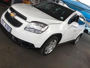 2011 Chevrolet Orlando 1.8 LT