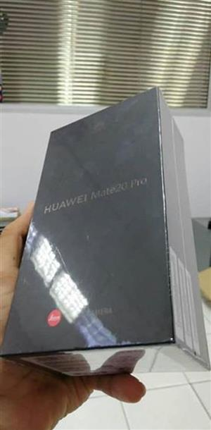 Huawei mate 20 pro for sale
