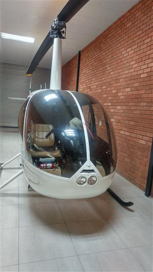 2009 Robinson R44 Helicopter