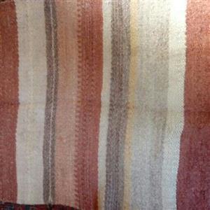 Mohair floor rug