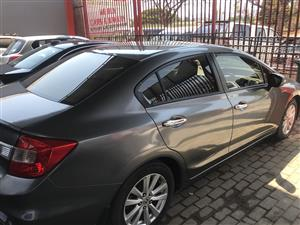 2012 Honda Civic sedan 1.8 Executive