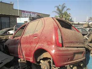 Tata Indica stripping for spares