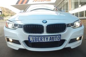 2013 BMW 3 Series 320i M Performance Edition sports auto