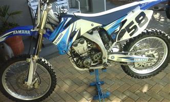 2006 Yamaha YZ250 for sale  Florida