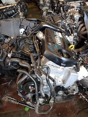 VW GOLF 6  TSI   / AUDI   1.4 TFSI   CAX   IMPORT ENGINE