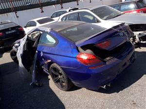 2014 Bmw F12 M6 V10 Now Stripping For Spares