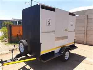 TOILET TRAILERS FOR SALE