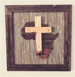 Wall Art - Cross