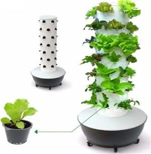 Indoor aeroponics tower garden planting system (Hydroponics) - Last 4 Reduced from R5,500