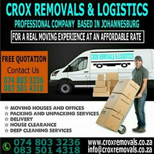 Crox s Removals