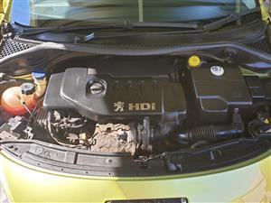 2007 Peugeot 207 1.6HDi 5 door XS