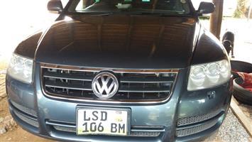 2008 VW Touareg 3.6 V6