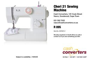 Cheri 21 Sewing Machine