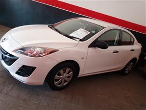 2010 Mazda Mazda3 sedan 1.6 Original