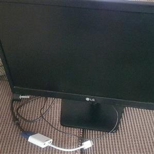 """LG 19,5"""" LED Monitor"""