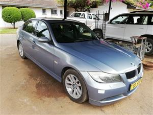 2009 BMW 3 Series sedan 320D A/T (G20)