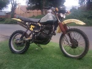1983 Suzuki SV