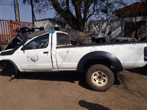 2007 Nissan Hardbody Stripping for Spares