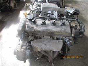 Toyota Corolla 1.6Kentucky low mileage import engine for sale