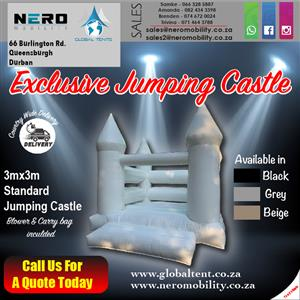 Exclusive Jumping Castle