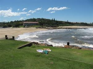 SEA, SUN, FUN FROM R150 PPPN FOR 4 SELF-CATER 2 BEDROOM HOLIDAY FLATS ST MICHAELS-ON-SEA SHELLY BEACH