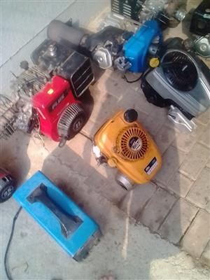 Various Complete Engines for sale
