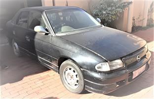 1995 Opel Astra GTC 1.8