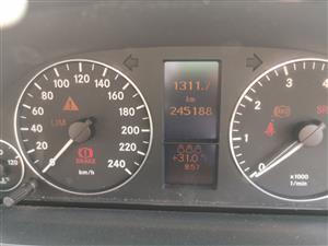 2005 Mercedes Benz A Class A 170 CLASSIC