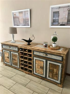 Premium handcrafted furniture from reclaimed wood