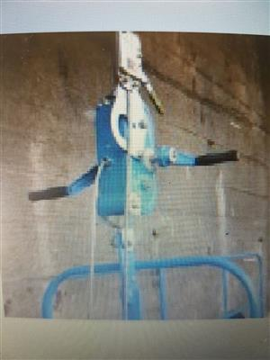 T500 Manual hoists for sale for Suspended platforms