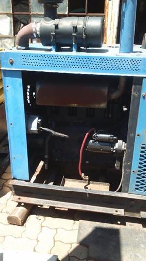 27 kva generator welder