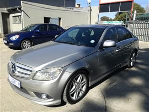 2008 Mercedes Benz C Class C280 Elegance AMG Sports