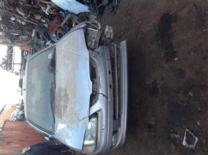 Stripping Nissan Sentra4 1999 for Spares