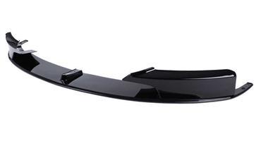 BMW 3 Series (F30/F31) Front Lip Spoiler & Splitter Set – Gloss Black