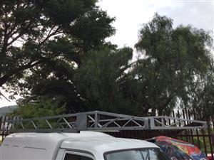Roof Rack/ Carrier Galvanised Heavy Duty