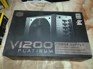 Cooler Master V1200 Platinum power supply