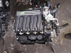 BMW E46 320d COMPLETE IMPORT LOW MILEAGE ENGINE