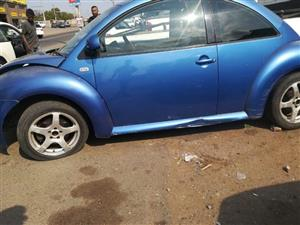 VW BEETLE NOW STRIPPING FOR SPARES