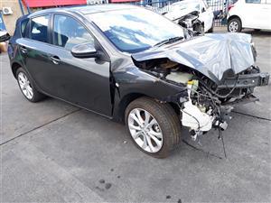 2011 Mazda 3 Mazda Sport 1.6 Active Code 3