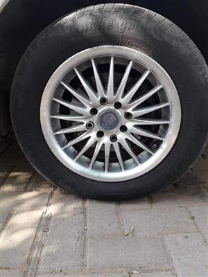 Rims(Mags) & Tyres